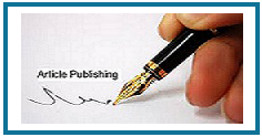 The application process for printing accepted articles in journals
